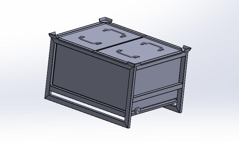 Bak 3D Tekening door Duretec