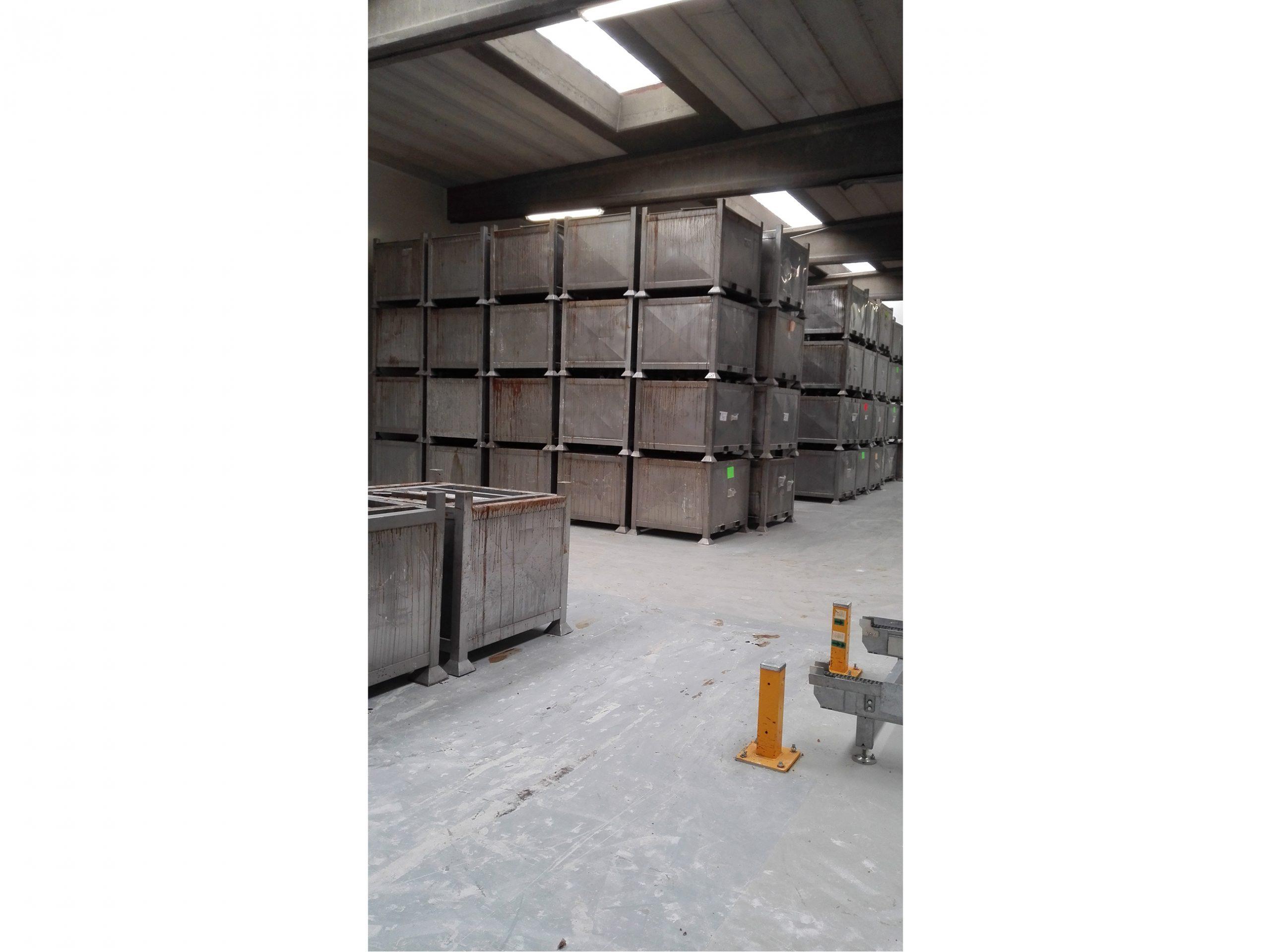 RVS Containers op maat bij de klant