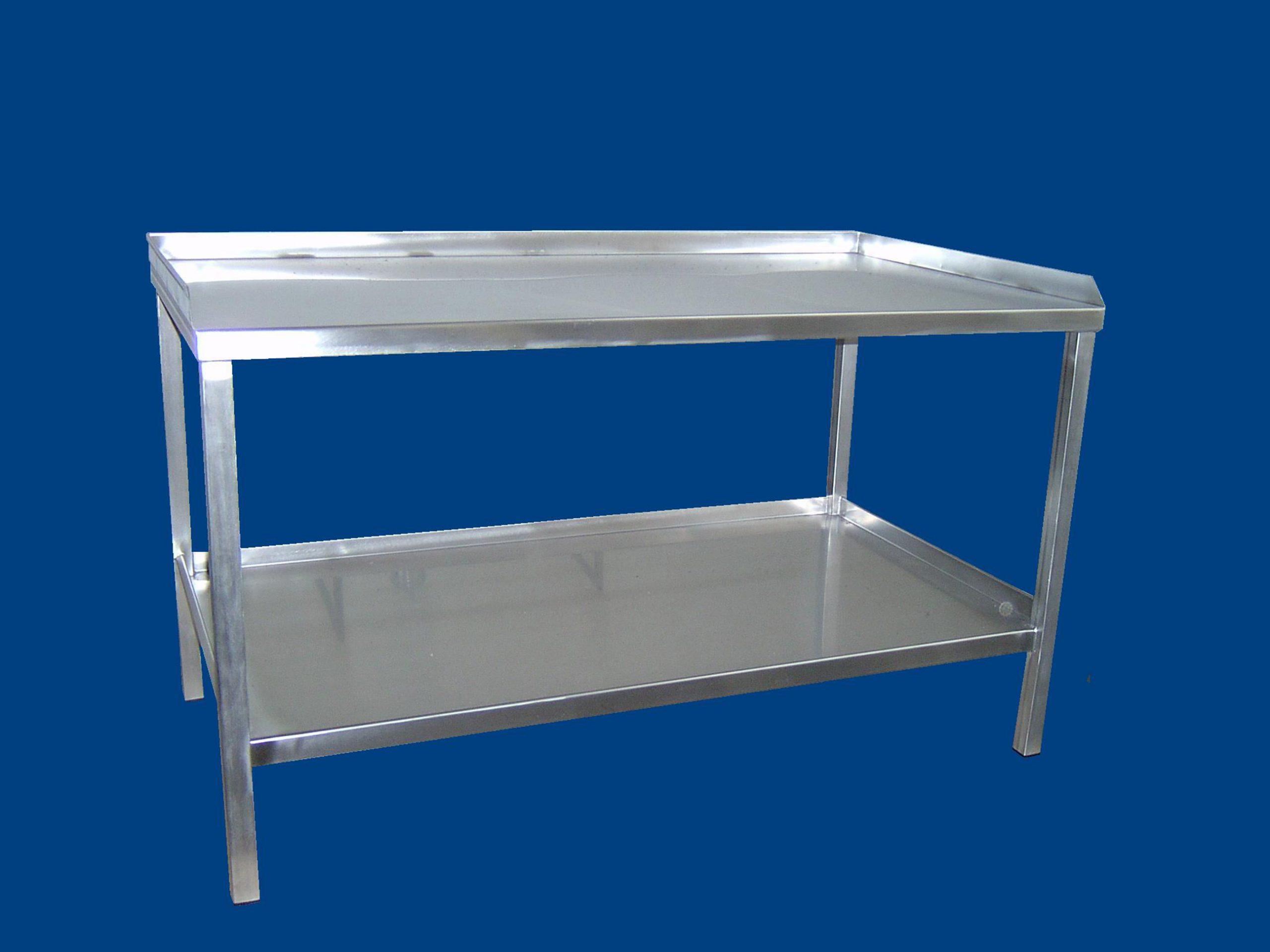 Werktafel RVS Duretec